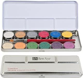 Ben Nye Lumiere Grande Colour 12 Color Palette