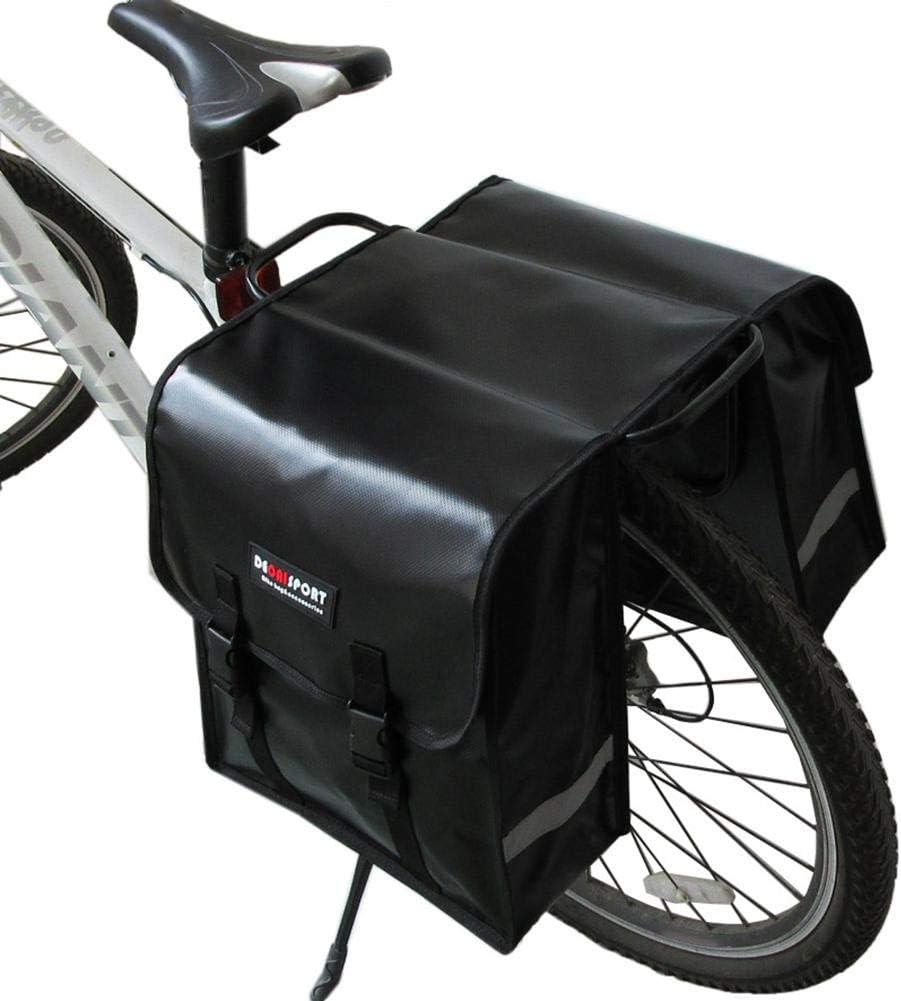 Bike Bag Max 49% OFF Large Capacity Pannier Wear-Resi Translated Waterproof
