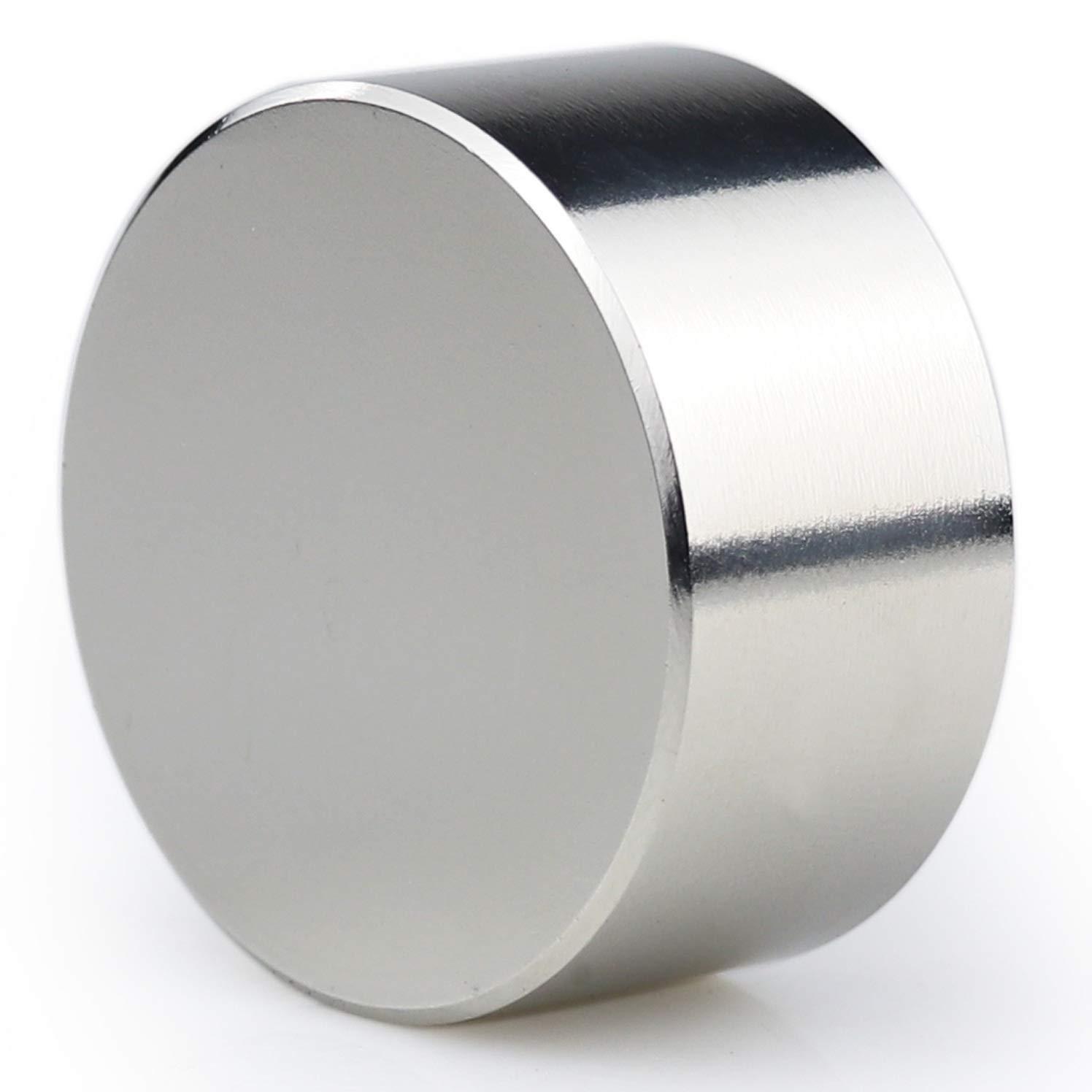 AOMAG 250Lbs Max 85% OFF Max 64% OFF Dia 40x20mm Super Strong Rare R Neodymium Earth N52