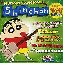 Las Nuevas Canciones De Shin Chan