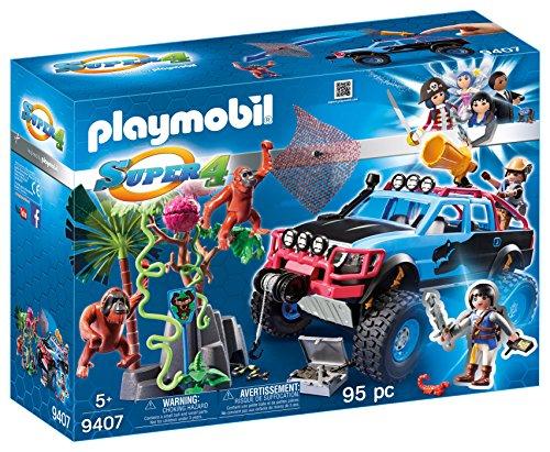 Playmobil Monster Truck con Alex y Rock