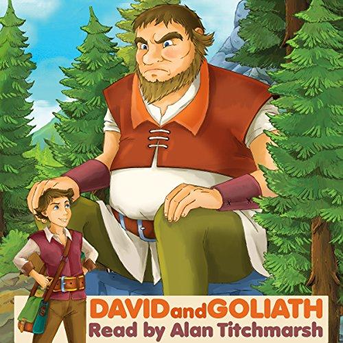 David and Goliath cover art