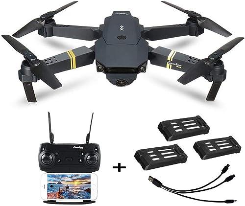 autentico en linea Holatee Helicoptero E58 2.0MP 720P Cámara WiFi WiFi WiFi FPV Drone Plegable Selfie Pocket RC Quadcopter Drone  grandes precios de descuento
