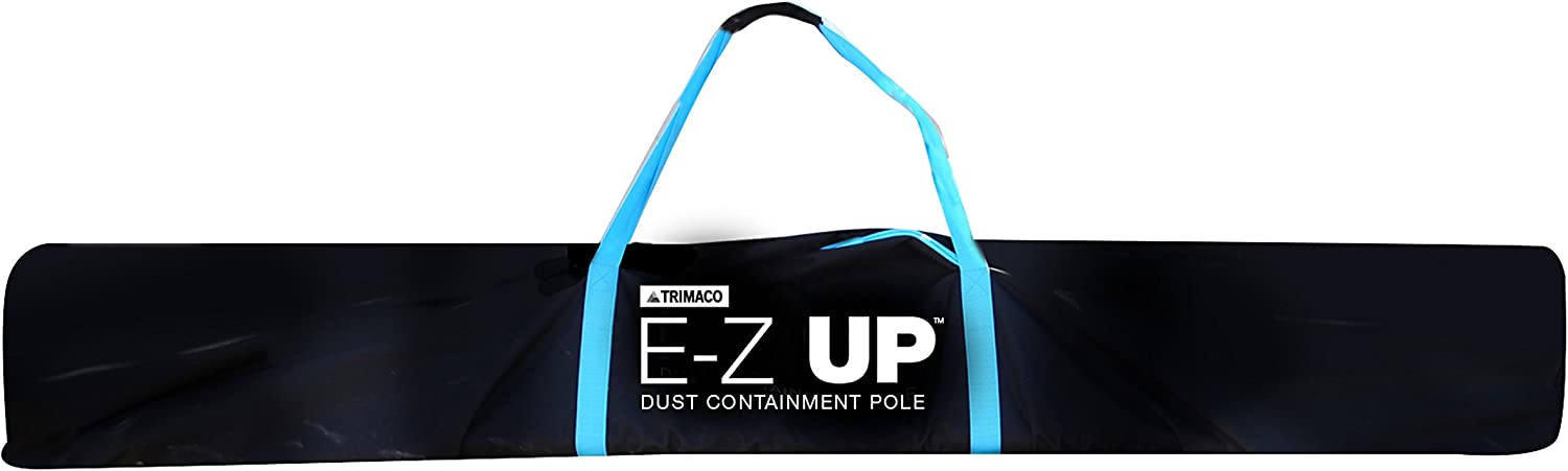 Popular brand in the world Trimaco 54731 sold out E-Z Up Carry Black Pole Bag