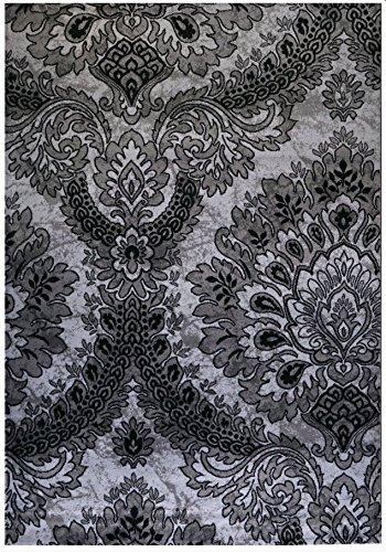 Der Teppich 160 x 230 cm Kurzflor für Liebhaber von Vintage und Klassik. Der Kurzflorteppich Milas ist eine Augenweide für Liebhaber von antiken Motiven mit besonders farbigen Motiven