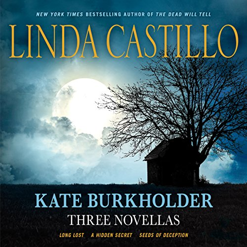 Kate Burkholder: Three Novellas audiobook cover art
