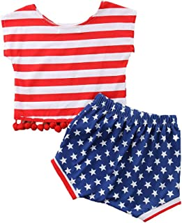 Best 4th of july outfit for toddler girl Reviews