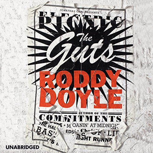 The Guts audiobook cover art