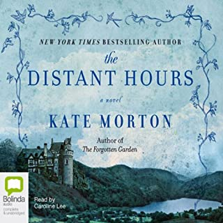 The Distant Hours audiobook cover art