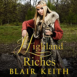 Highland Riches audiobook cover art
