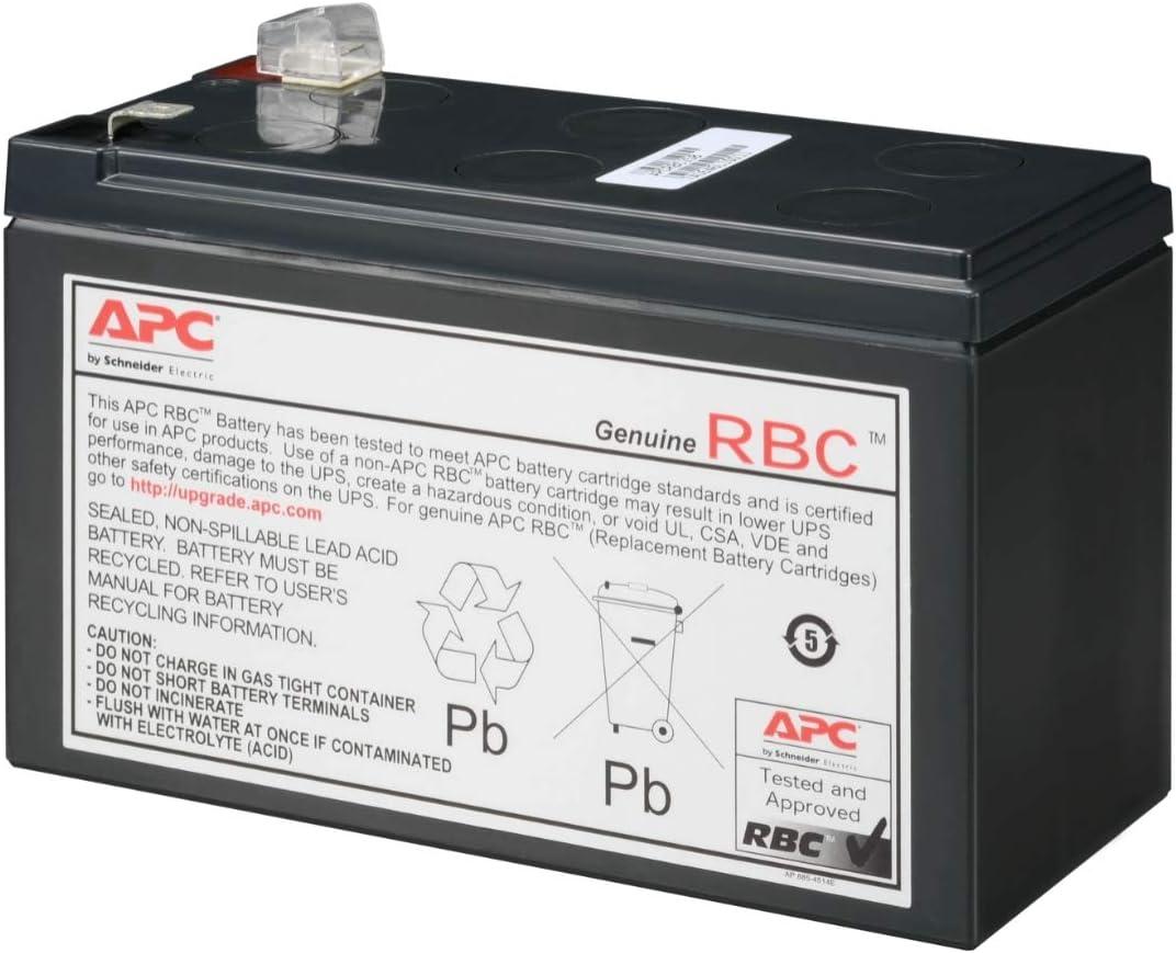 APC UPS Max 56% OFF Battery Replacement Model BX1000 Max 42% OFF APCRBC158 for