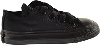 Converse Chuck Taylor OX Baby Toddlers Shoes Black 714786f