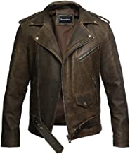 cowhide jacket mens