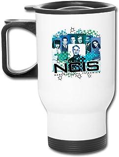 CafePress NCIS Standard Mug de voyage en c/éramique-Multicolore