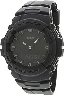 Casio Sport Watch Analog-Digital Display Quartz for Men G-100BB-1ADR