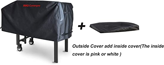 BBQ Coverpro 28 Inch Grill and Griddle Cover (Fits Blackstone 28
