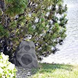 Photo #4: Klipsch AWR-650-SM Outdoor Rock Speaker in Granite