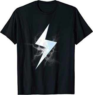 Lightning Bolt T-Shirt for Kids Boys Girls Men and Women
