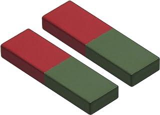Eisco Bar Magnets (40 x 12 x 5 mm, Red)