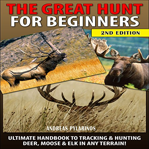 The Great Hunt for Beginners audiobook cover art