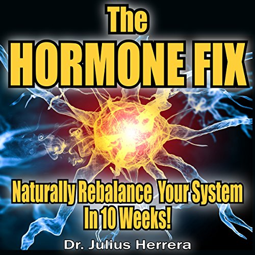 The Hormone Fix  By  cover art