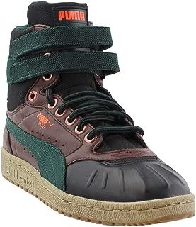 PUMA Mens Sky Ii High Duck Winter Casual Sneakers,