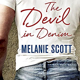 The Devil in Denim audiobook cover art