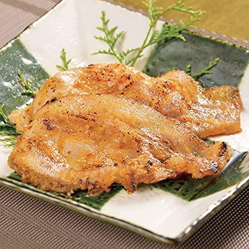 鹿児島県産【黒の匠】 黒豚ロース味噌漬け(約100?×5枚)