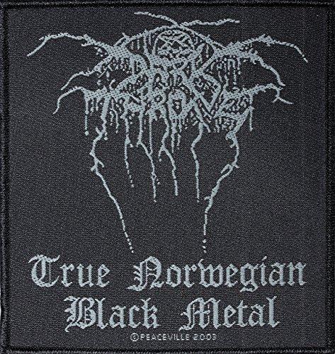 Darkthrone - True Norweigan Black Metal [Patch/Aufnäher, Gewebt] [SP1714]