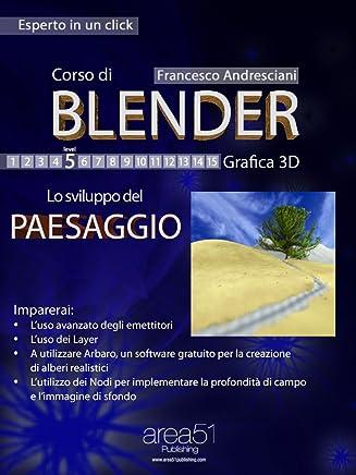 Corso di Blender. Livello 5