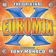 The Original Euromix Vol.10 Pres. By Tony Monaco