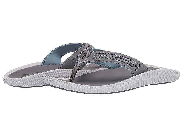 Ulele  Shoes (Stone/Stone) Men's Sandals