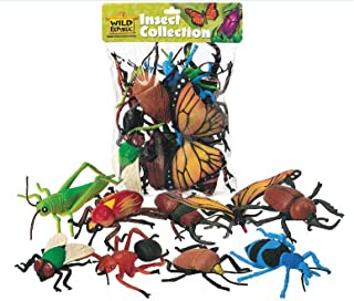 Wild Republic Polybag Insect, Multicolor [64092]