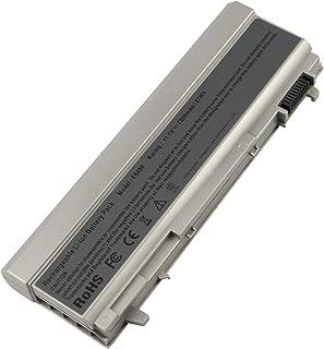 Tree.NB Laptop Battery for Dell Latitude E6400 E6500 E6410 E6510 Precision M2400 M4400 (Digital Certification) M4500, Fit ...