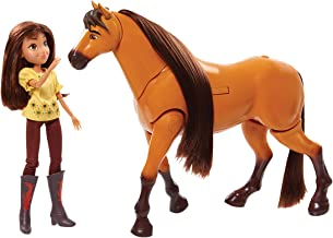 Deluxe Walking Spirit Horse with Lucky Doll