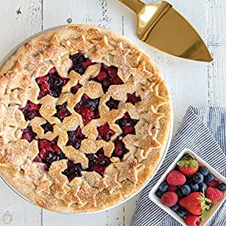 Nordic Ware Stars and Cherries Pie Top Cutter