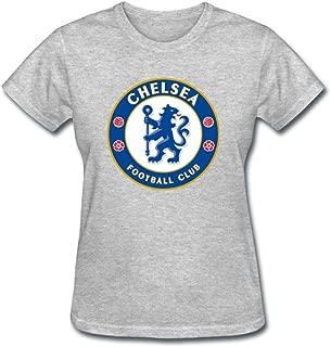 JXK Women's Fc Chelsea Logo T-Shirt