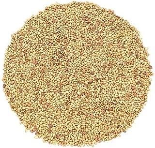 Organic Alfalfa Sprouting Seeds, 25 Pounds - Non-GMO, Kosher, Raw, Vegan, Bulk