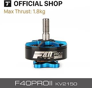 T-Motor F40 PRO II 2150KV black&blue Brushless Waterproof Motor For FPV VTOL RC Drone