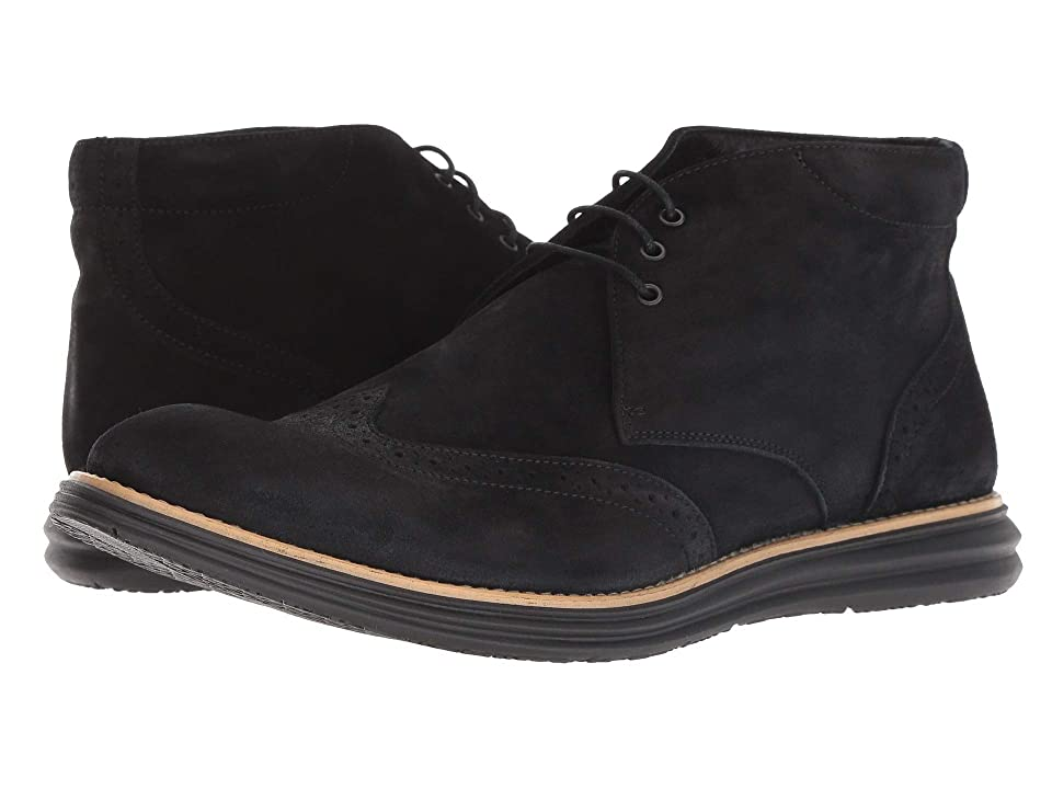 BUGATCHI Grada Boot (Nero) Men