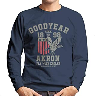 Goodyear Akron Fly with Eagles herrtröja