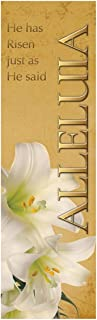 The Glory of Easter Series Church Banner - Alleluia