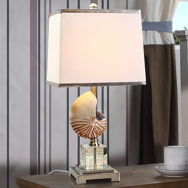 JU Mittelmeer Seetang Lampe Jane europäischen Tischlampe Schlafzimmer Nachttischlampe kreative   Moderne minimalistische Lampe B07HL5RRQD | Zürich Online Shop