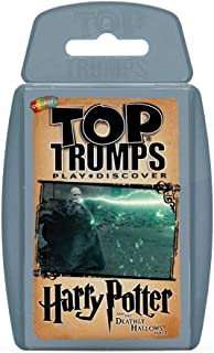 Harry Potter & The Deathly Hallows Part 2 Top Trumps Card Game