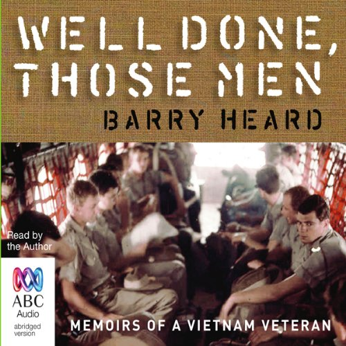 Well Done Those Men audiobook cover art