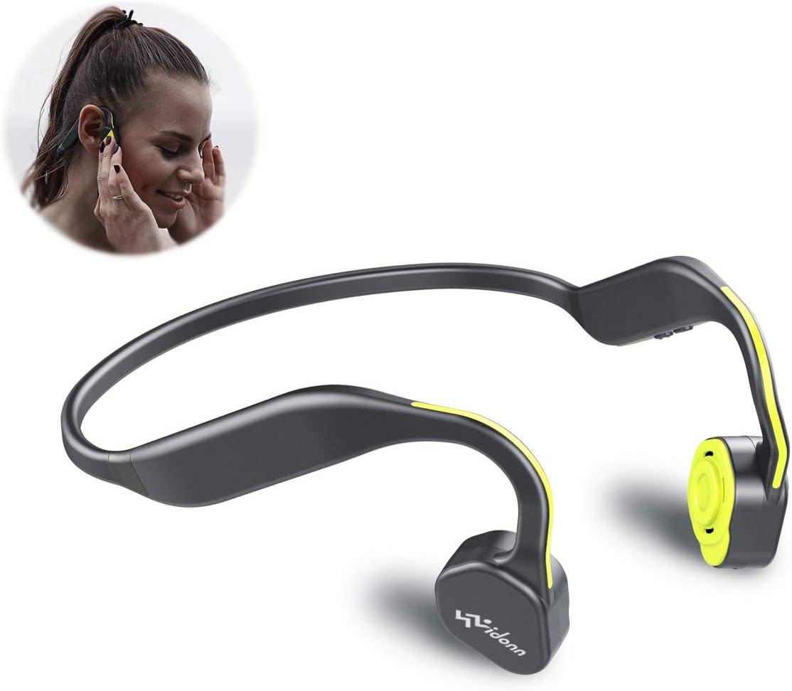 Bone Conduction New arrival Headphones Bluetooth V5.0 Sports Discount mail order F1 Ope - Vidonn