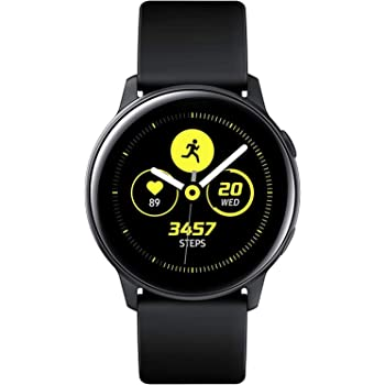 Samsung Touchscreen Galaxy Watch Active (SM-R500) with GPS Black