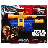 SUPERSOAKER Hasbro Super Soaker B4439EU4 - Star Wars E7 Han Solo Blaster, Wasserpistole