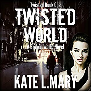 Twisted World: A Broken World Novel     Twisted, Book 1              By:                                                                                                                                 Kate L. Mary                               Narrated by:                                                                                                                                 Heather Firth                      Length: 11 hrs and 45 mins     10 ratings     Overall 4.4