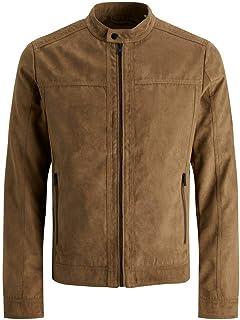 Jack & Jones For Men. Jjewarner Jacket Noos Faux Leather